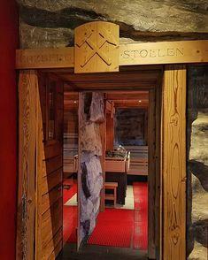 """Habt ihr schon unsere neue Sauna getestet? Der """"Erzberg Stollen"""" wurde in der Vorwoche feierlich eröffnet  Bis zu 80 Grad heiß wird es in unserem Stollen.  . Die Region rund um Leoben ist für ihre lange Geschichte im Bergbau bekannt. Bekanntestes Symbol dafür ist der Erzberg wo bis heute Erz abgebaut wird. Im """"Erzberg Stollen"""" gibt es daher auch echtes Erzgestein am Saunaofen. . #asiaspaleoben #sauna #stollen #erzberg #eröffnung  #entspannen #wellness #spatime #leoben #hochsteiermark… Stollen, Grad, Wellness, Instagram, Furniture, Home Decor, Iron Ore, History, Homemade Home Decor"""