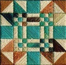 NEW MEXICO STAR quilt design