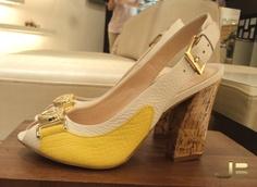 Os modelos bicolores vão arrasar neste verão!   Jorge Bischof Belo Horizonte  Lojas no Diamond Mall e BH Shopping