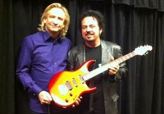 Joe Walsh and Steve Lukather