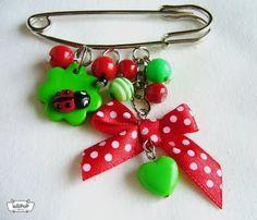 lollipop: Alfinetes