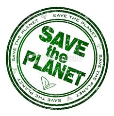 Save the planet #LiveConsciously
