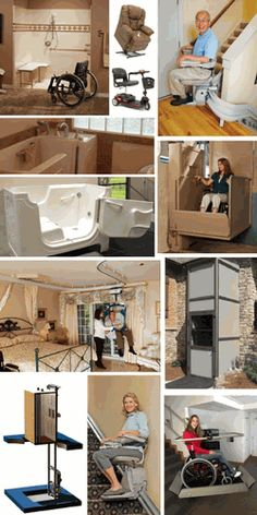 how to build a wheelchair accessible shower
