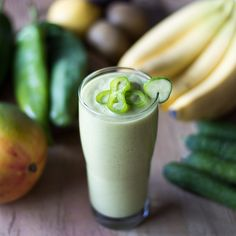 Hatch Chile Smoothie