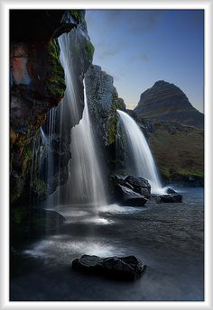 ✯ Waterfall in Iceland