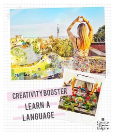 How Can Travel Improve my Creativity? - Create Wander Inspire How Can Travel Improve my Creativity? Boost Creativity, Creativity Quotes, Overseas Travel, Mind Up, Learn A New Language, Creative Outlet, New Things To Learn, Solo Travel, Photo Book