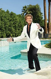 pictures of barry manilow house | Back to California