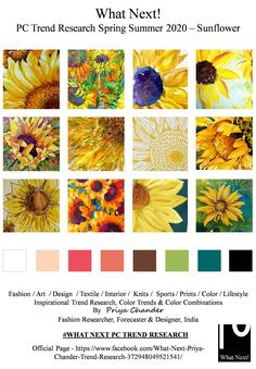 #Sunflower #sunflowers #SS2020 #Helianthus #Asteraceae #fashion #springsummer2020 #fashionforecasting #NYFW #LFW #PFW #MFW #fashionweek #fashionforecast #yellow #fashiontrends #summerprints #menswear #textiles #womenswear #kidswear #textileart #colorforecast #homedecor #fashionindustry #fashionresearch #trendsetter #fashioninfluencer #moodboard #fashiondesigner #forecasting #screenprinting #fashionfabrics #couture #prints #ADcampaign #interiors #fashiontrends #colorforecast #textures
