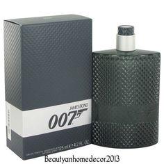 007 by James Bond 4.2 oz / 125 ml EDT Cologne Spray for Men New in Box #JamesBond