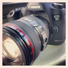 Canon EOS 5D Mark III - Definitely on the wishlist!!!