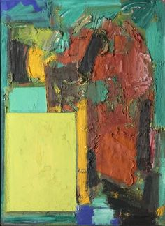 Smaragd, Red, and Germinating Yellow  Hans Hofmann (American, 1880-1966)    Date: 1959    Medium: oil on canvas