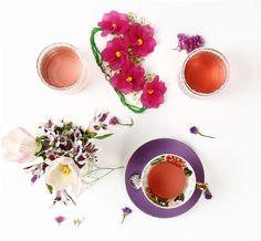 Complementos en tonos rosas