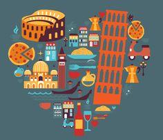 zonzofox loves Italy