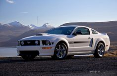 Ford Mustang GT/CS ´07