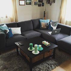 "Projekt ""Nockeby"" - Teil 3 und fertig !!! #Ikea #Nockeby #sofa"