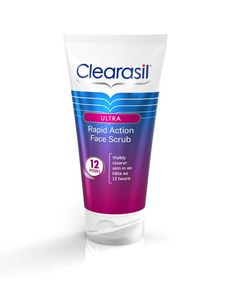 Formulated with salicylic acid 2 percent acne medication, the Ultra Rapid Action Face Scrub provides maximum-strength acne medication and washes away oil, dirt, and bacteria. Description from amazon.com. I searched for this on bing.com/images