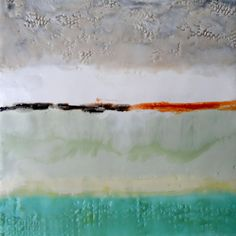 Click on Terra Verdi encaustic painting by Victoria Primicias. Giclée reproductions starting at $57.00. See more at http://fineartamerica.com/featured/terra-verdi-victoria-primicias.html.