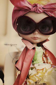 Vintage Beauty - she's adorable!