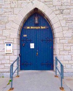 Kingston Ontario, Old Stone, Doorway, Annie, Garage Doors, Old Things, Stones, Canada, America