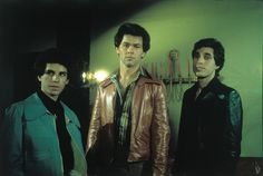 Joseph Cali, Barry Miller, and Paul Pape in Saturday Night Fever Saturday Night Fever, Karen Lynn Gorney, Loving You Movie, John Travolta, Retro Aesthetic, Film Industry, Old Movies, Picture Photo, I Movie