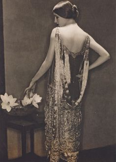 1924 Dress by Chanel.