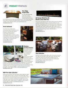 Product Hearth & Products Report - March/April 2015