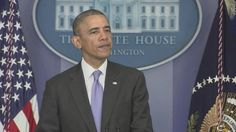 President Barack Obama made a statement Wednesday morning, addressing the serious issues with V.A. health care delivery.