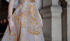 chandelyer: Georges Hobeika spring 2017 couture - Eternamente Curiosa