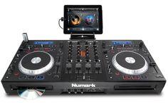 Numark Mixdeck Quad Universal DJ System