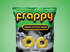 Frappy on Packaging of the World - Creative Package Design Gallery