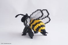 LEGO Bee by Sean Kenney