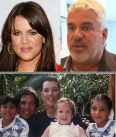 It Is Rumored That Khloe Kardashian Not The Daughter Of Robert But Child Kris Jenner S Hairdresser Alex Roldan They Had An Affair Around Time