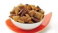Healthified Chex® Pumpkin Pie Crunch
