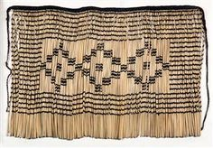 piupiu (skirt) Registration No ME014326 - collections_tepapa_govt_nz