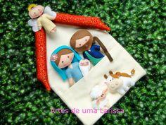 Sagrada Família.. Presépio de Natal.  'Diante do teu presépio venho pedir por minha família.'  Para a Gisele, de Belém.   ...