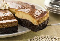 ¿Qué tal si preparas un delicioso Choco flan Philadelphia de postre? Conoce todas nuestras recetas de pasteles como este chocoflan para después de comer.