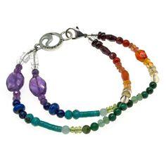 rainbow energy bracelet
