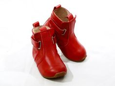 Take a look at this SKEANIE Red Cambridge Leather Boot on zulily today! Baby Girl Closet, Baby Girl Shoes, My Baby Girl, Girls Shoes, Little Girl Outfits, Childrens Shoes, Red Shoes, Leather Shoes, Rubber Rain Boots