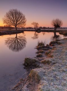 Tranquility - yoga - meditation - ✯ River Stour - Suffolk, UK