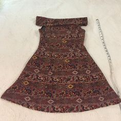 Zara trafaluc dress Fall/Winter 2015 collection 86% polyester 12% viscose 2% elastane Zara Dresses