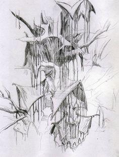 lothlorien Alan Lee