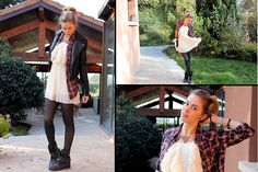 A link to the past (by Lola Augusto) http://lookbook.nu/look/2723921-A-link-to-the-past