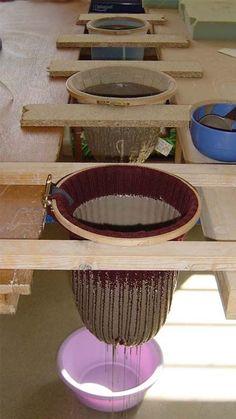 caroline andrin céramiste belgique belge artiste designer suisse artiste artistes potier poterie céramique céramiques
