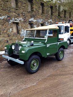 "// Land Rover Series 1 one 1952 80"" | eBay"