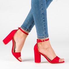 Poze Sandale cod 593-21 Red