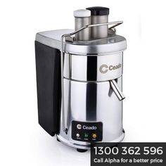 A commercial juicer is an excellent option if you're planning to do a ton of juicing for your Kitchen. Choose from a huge Collection of Commercial Juicers from the most popular online stores at Alpha Catering Equipment. They carry some of the industry's most reputated names in commercial juicing, such as Ceado, Sammic, Waring, Robot Coupe, Semak, and Santos.
