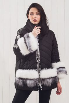 Зимняя куртка Невада