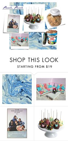 """""""mmmm"""" by daria-van on Polyvore featuring косметика, Golden Edibles, OXO, Post-It и White Label"""
