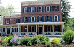 1850 House and Tavern, Rosendale NY by Village Green Realty, via Flickr