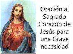 ORACIONES MILGROSAS : Oración milagrosa Corazón Afligido para 3 Peticiones (Importantes y Urgentes)